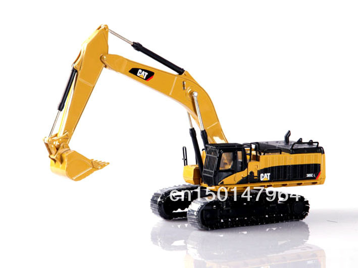 1/64 Norscot CAT Caterpillar 385C L HYDRAULIC EXCAVATOR Construction vehicles toy norscot 1 50 siecast model caterpillar cat ap655d asphalt paver 55227 construction vehicles toy