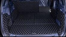 Высокое качество! специальная магистральных коврики для Ford Everest 7 мест 2017 водонепроницаемый грузового лайнера загрузки ковры для Everest 2016, Бесплатная доставка