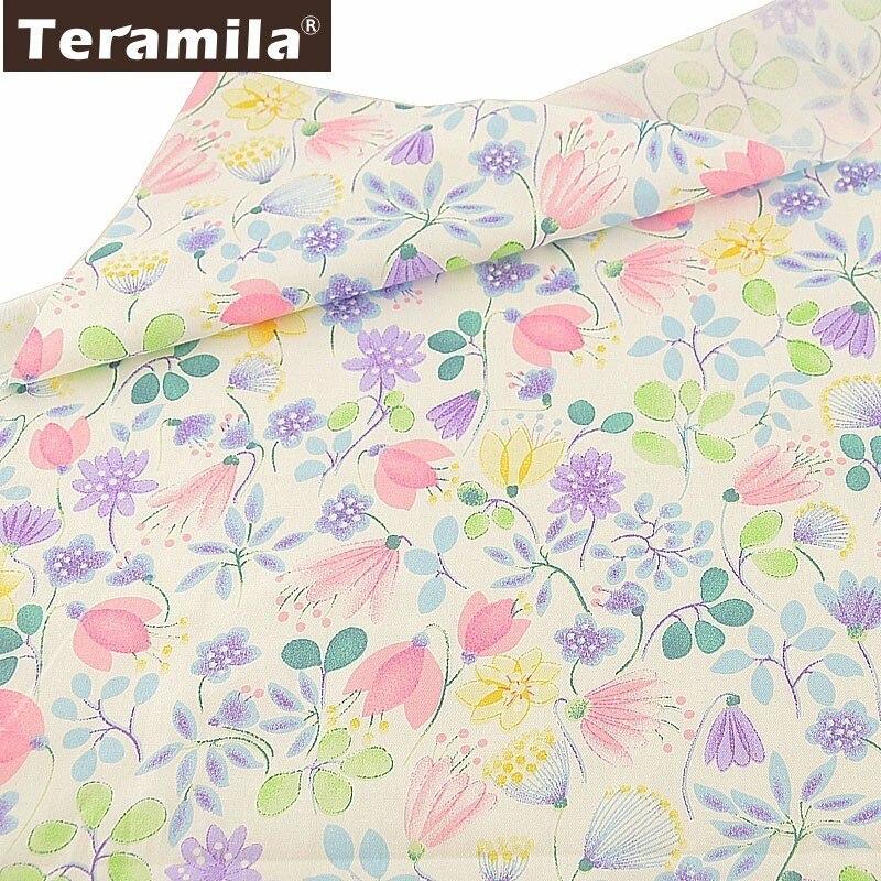 Lilas /& Crème Tiges Lot de 6 artificiel 52 cm Sweetpea Tiges-Violet