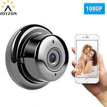 цена на Hot Sale IP Camera Wi-Fi Baby Monitor 1080P Home Security Wireless Network CCTV Mini Camera Surveillance P2P Night Vision Cam