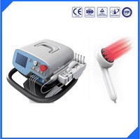 Lastek Cold laser pain therapy machine for soft tissue recovery, fracture healing, wounds, injuries, knee arthritis