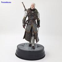 Dark Horse Deluxe The Witcher 3: Wild Hunt Geralt Grandmaster Ursine Witcher PVC Toy Figurine Collectible Action Figure XPC