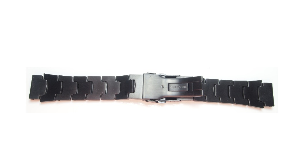 Image 3 - Stainless steel Strap  for CASIO PRG 250,PRG 510,PRW 3500,PRW 5000,PRG 260T,PAW 2500T Watch bands-in Watchbands from Watches