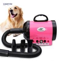 SD-108-2 Silencieux chien animaux chien d'eau cat ventilateur sèche-cheveux animaux bain machine de soufflage rapide séchage à haute-puissance 2800 W Pet séchoirs
