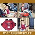 2016 100% algodón bebé carrito de supermercado carro de coche para niños del cinturón de seguridad del cinturón de seguridad silla de cesta de la correa