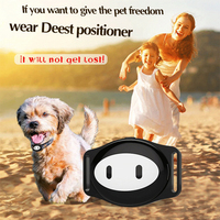 Pet Tracker Dog Cat Collar Anti lost GPS Tracker for Dog Cat Global GPS/LBS/WIFI Precise Positioning SIM Long Standby Waterproof