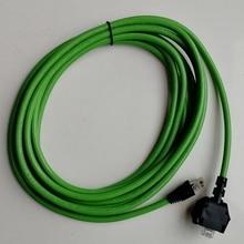 Высококачественный зеленый кабель Lan для MB STAR C4 Mb Star C5