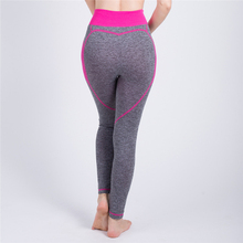 2018 Sexy Women Yoga Pants Heart Shaped Seamless High Waist Stretch Skinny Gym font b Fitness