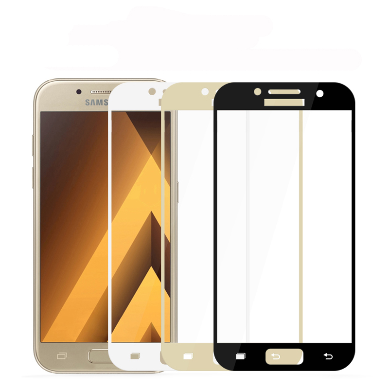 Full-Cover Screen-Protector Tempered-Glass J530 J730 J330 J4 Samsung Galaxy For J6 EU