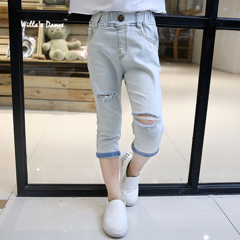 Online Get Cheap Girl White Jeans -Aliexpress.com | Alibaba Group