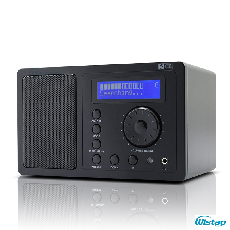buy 2w rms dab fm digital radio. Black Bedroom Furniture Sets. Home Design Ideas