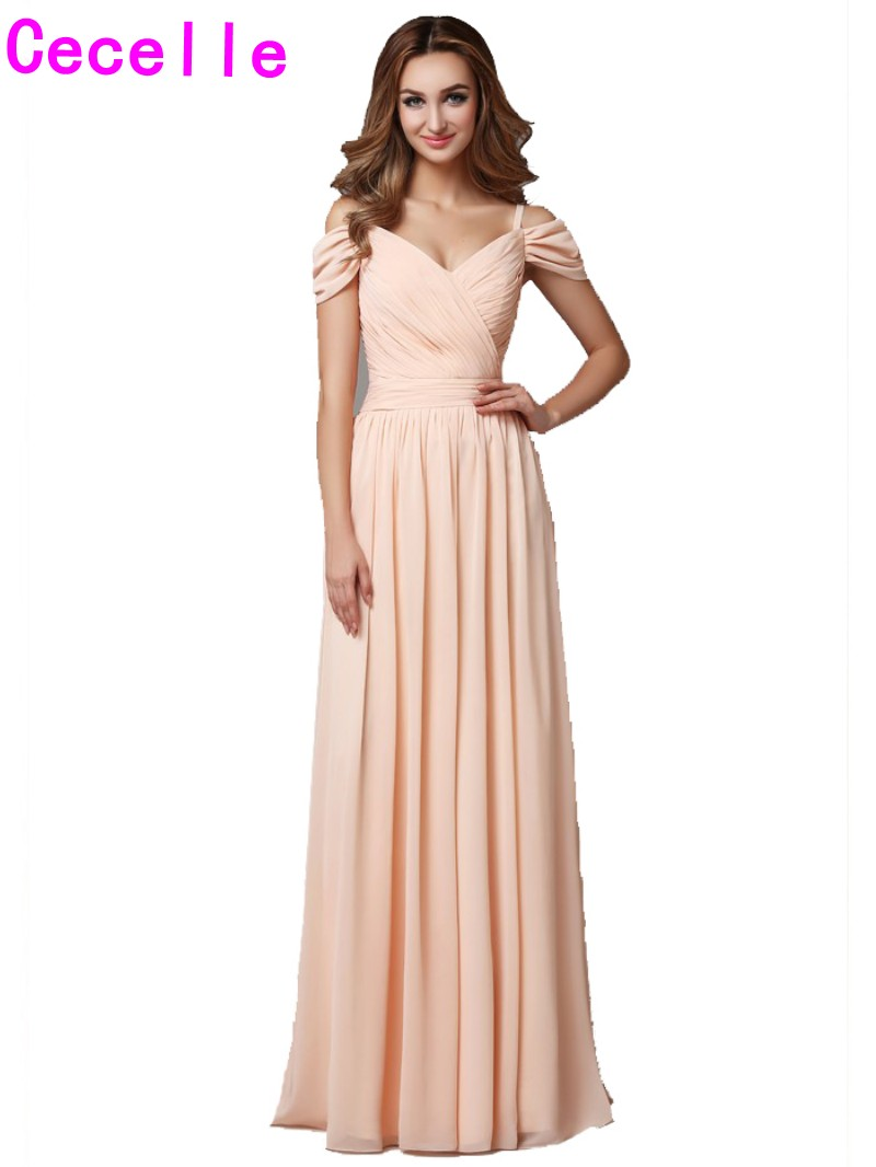 2017 real long beach bridesmaid dresses sweetheart off the shoulder 2017 real long beach bridesmaid dresses sweetheart off the shoulder pleats chiffon boho formal country wedding bridesmaid robes in bridesmaid dresses from ombrellifo Gallery