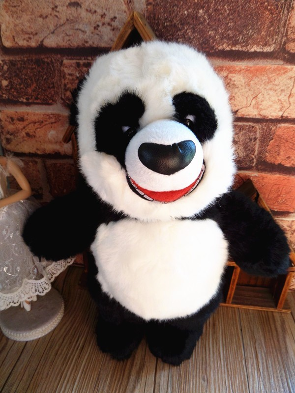New Arrival Rare Cute Panda Stuff Animal Plush Toy Doll Birthday Gift Children Baby Gift Limited Collection