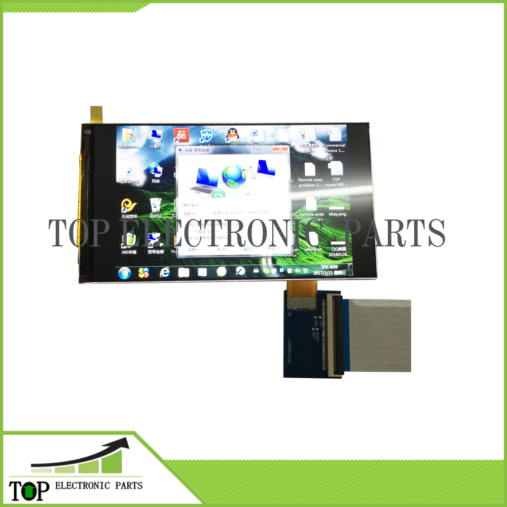 5 pcs NEW Arrivals 5.5 inch 1440P lcd panel 2560x1440 lcd mipi/ 2K LCD with HDMi board for Virtual Reality Hmd Free shipping DHL