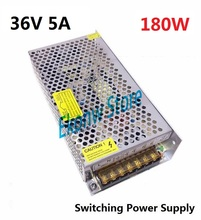 180W 36V 5A Switching Power Supply Factory Outlet SMPS Driver AC110-220V DC36V Transformer for LED Strip Light Module Display