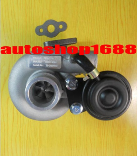 TD025M TD02 TD025 49173-02610 28231-27500 turbo turbocompresseur pour Hyundai Accent Hyundai Getz Hyundai Matrix 1.5 CRDI 82HP D3EA
