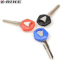 for yamaha R3 R25 3 colors optional Motorcycle Blank Key Uncut Blade keys embryo Embryo