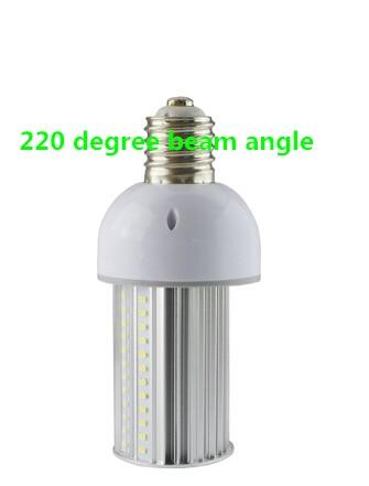 12pcs/lot E27/E40 25W 220 degree LED street Light  E40/E39 l30LM/W IP64 waterproof replace 150w HPS 3 years warranty