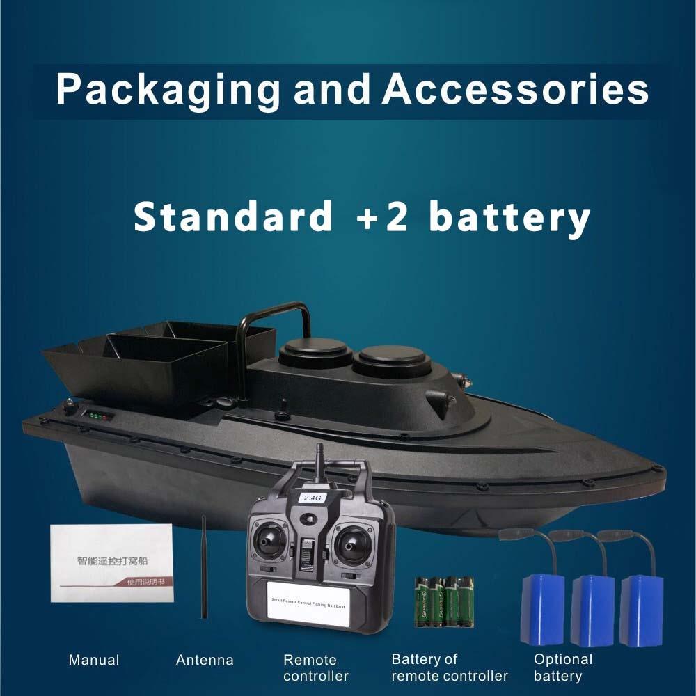 standard+2 battery