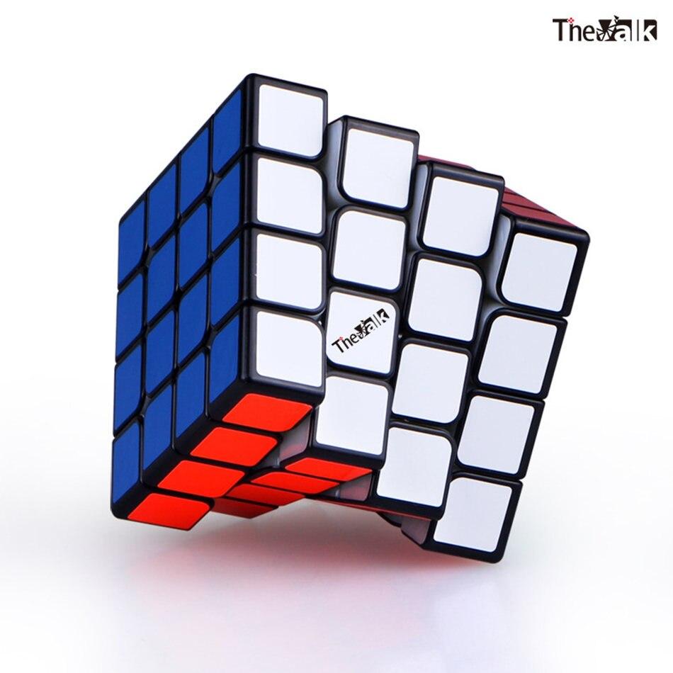 QiYi XMD Valk4 M cube 4x4 Cube de vitesse magnétique 4x4x4 Cubes de compétition cube magnétique jouet WCA Puzzle Cube magique par aimants