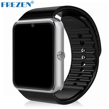 FREZEN GT08 Smart Watch With Sim Card Slot, Push Message, Bluetooth Connectivity for Android Phone