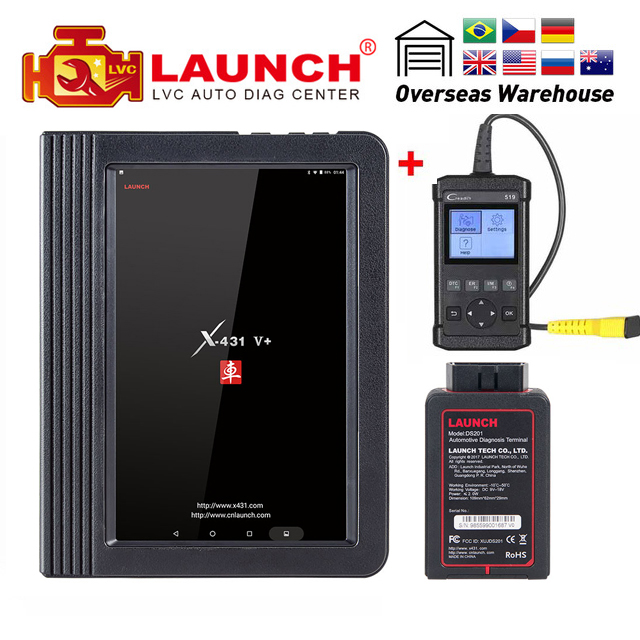 launch x431 v v plus as x 431 pro3 full system obd2 wifi. Black Bedroom Furniture Sets. Home Design Ideas