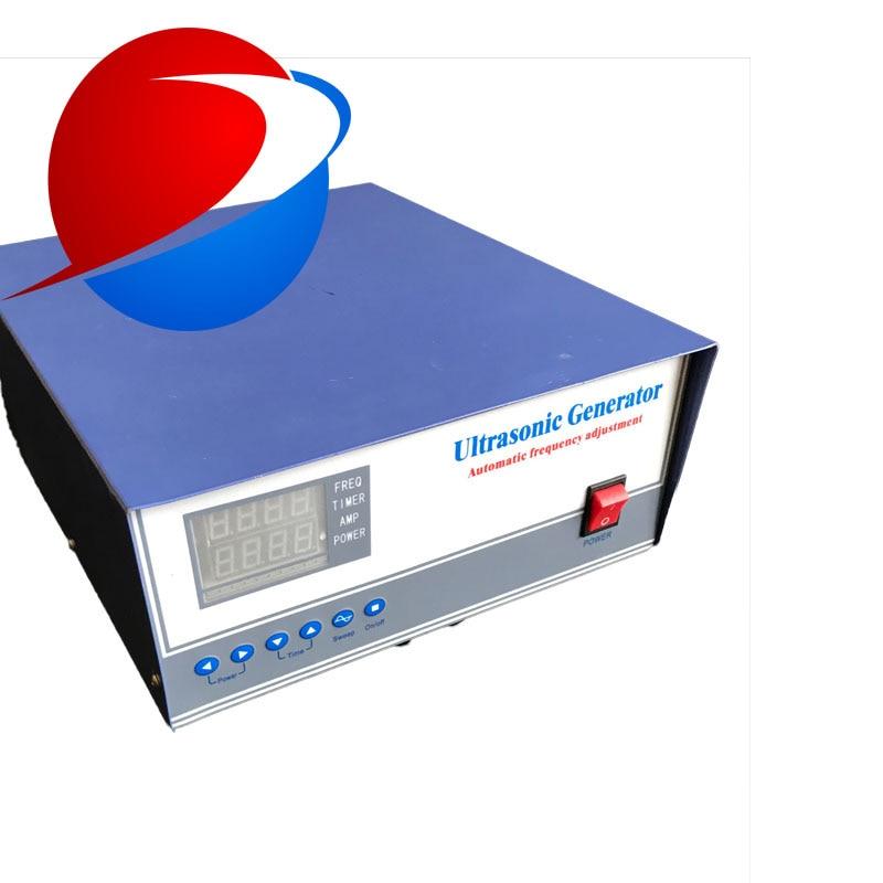 ultrasonic sweep frequency generator for sweep frequency cleaning machine 20khz 25khz 30khz 28khz 40khz