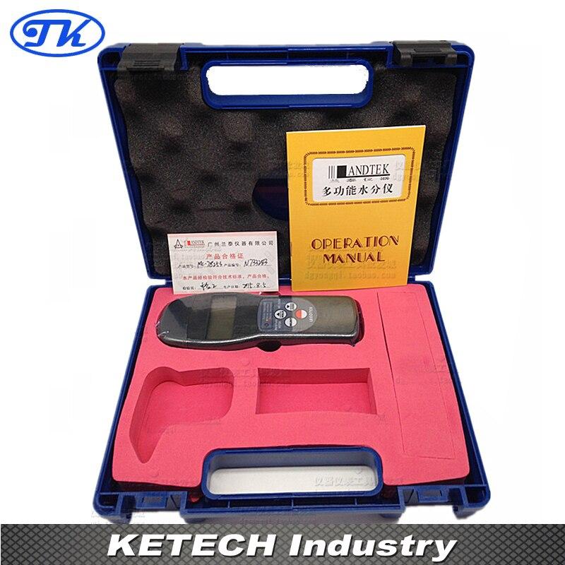 MC-7825S Search Type Portable Wood Moisture Meter For Wood Over 150 Species search type tobacco moisture meter mc 7812