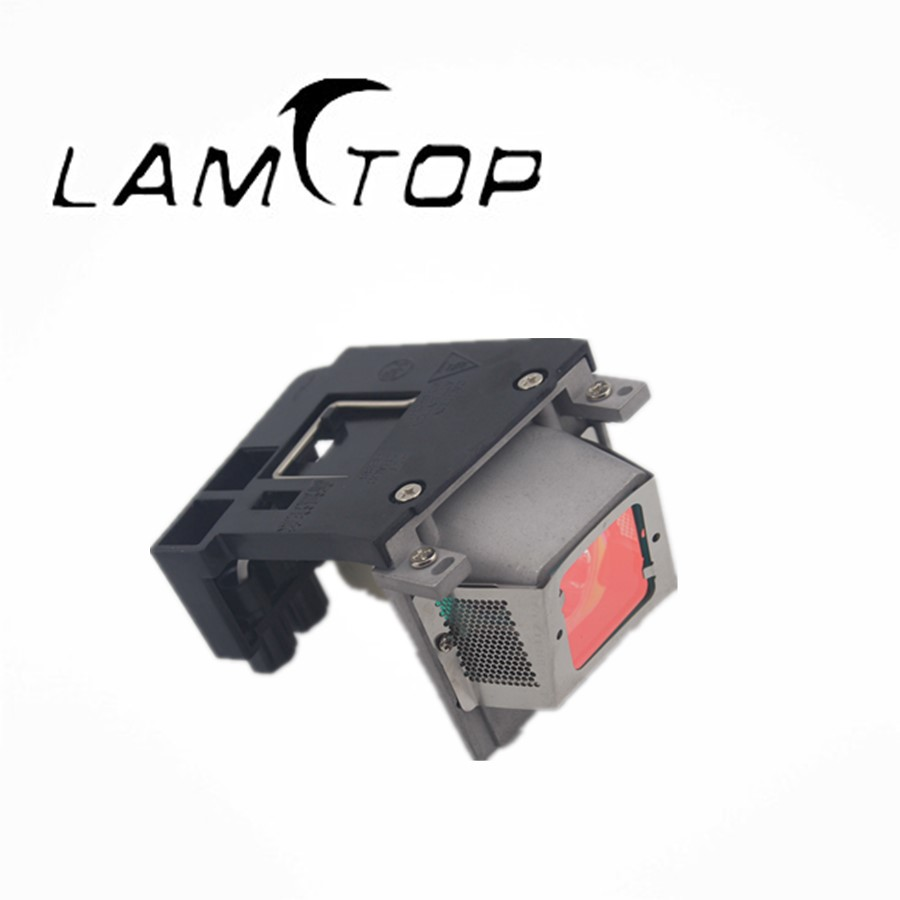 все цены на  FREE SHIPPING!   LAMTOP  compatible   projector lamp  with housing   RLC-018  for  PJ556D  онлайн