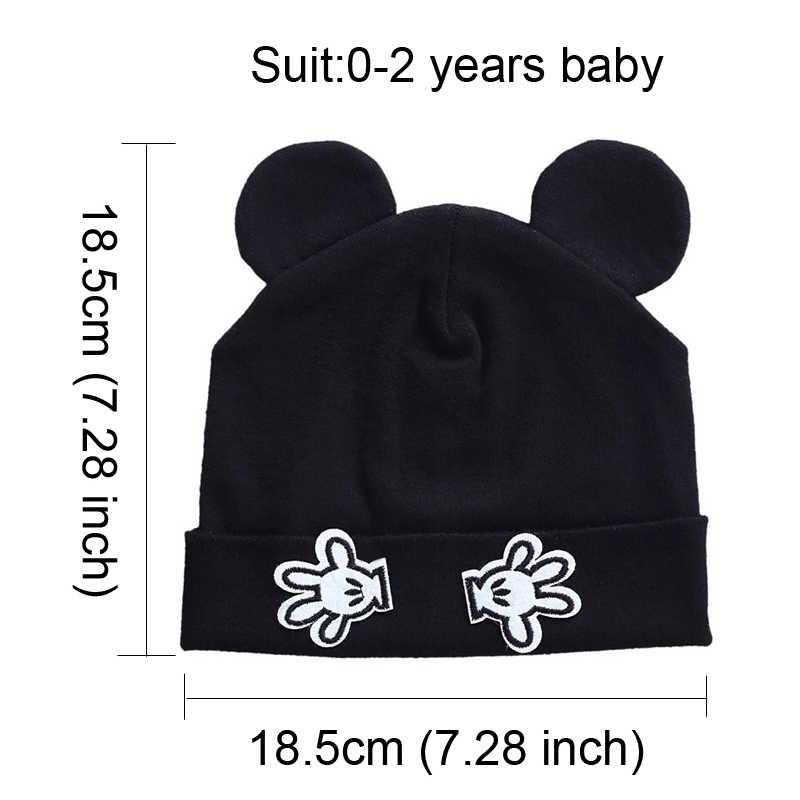 2018ใหม่เด็กชายและเด็กหญิงทารกหมวกทารกแรกเกิดเด็กฝ้ายS Kulliesรักแม่พิมพ์หมวกหมวกสำหรับเด็กเด็กถักBeaniesหมวกBH022