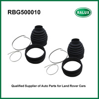 2 PCS RBG500010 New Auto Front Air Suspension Boot For Discovery 3 Discovery 4 Range Rover