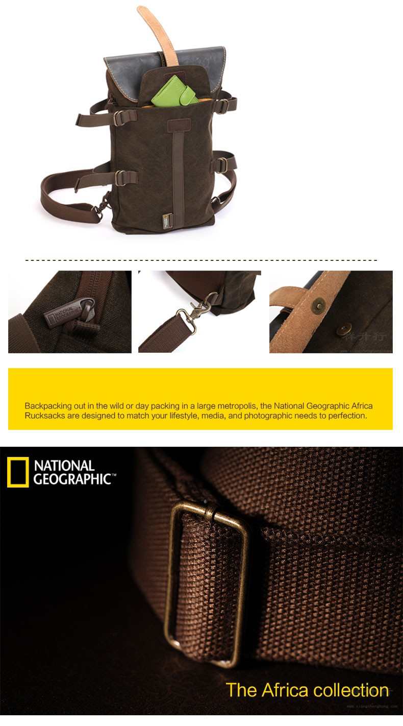 Jual Ng A2140 Midi Satchel Terbaru 2018 Natgeo Tas Kamera Coklat National Geographic Africa A4569 Micro Single Camera Bag Shoulder Getsubject Aeproduct