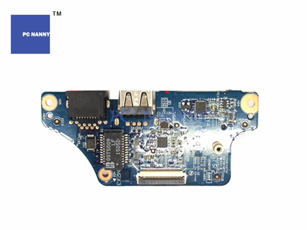 Pc Nanny Power Switch On Off Button Usb Sd Io Board For Tp300la Tp300ld Q302u Q302ua Q302 Q302l Q302la 60nb05y0 Io1070 Works Computer & Office