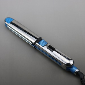 Image 5 - Kadar 750F Pro paslanmaz çelik 1/4 titanium saç düzleştirici profesyonel düzleştirici hızlı elektrikli doğrultma demir salon