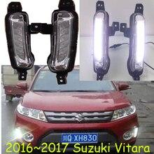 LED, 2016 ~ 2018 Vitara дневной свет, Vitara противотуманная, Vitara фар; AERIO, ciaz, рено, Kizashi, s-крест; Vitara фар