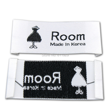 Customized garment labels clothing labels / trademark/ logo /Trademark manufacture woven &printed labels  Free Shipping efficient trademark retrieval using weighted image features