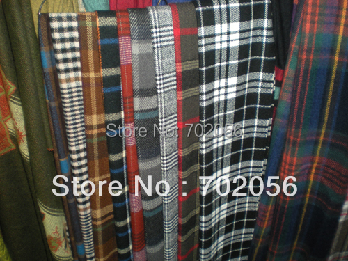 2015 men's  plaid wrap shawl Scarves scarf poncho non brand 10pcs/lot #3328