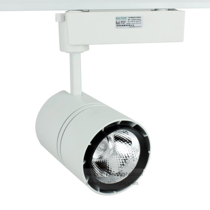 Good Quality Shop Lights: New Fashion 30W LED Track Light Tracking Lights Background