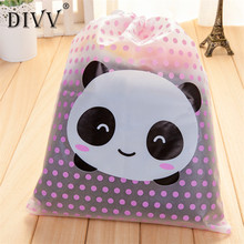 My House 25.5CM*20.5CM New Cute Waterproof Travel Cosmetic Makeup Bag Toiletry Storage Pouch ,jun 22