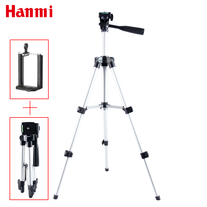 Hanmi Portable Smartphone Digital Camera Flexible Tripod For IPhone 8,7,6,6s,5 Plus 5s 4 4s For Samsung S7 S6 S5 S4 Mobile Phone(China)
