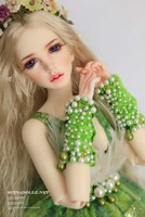 Supiadoll Кукла Ариэль 1/3 BJD кукла смолы цифры игрушки