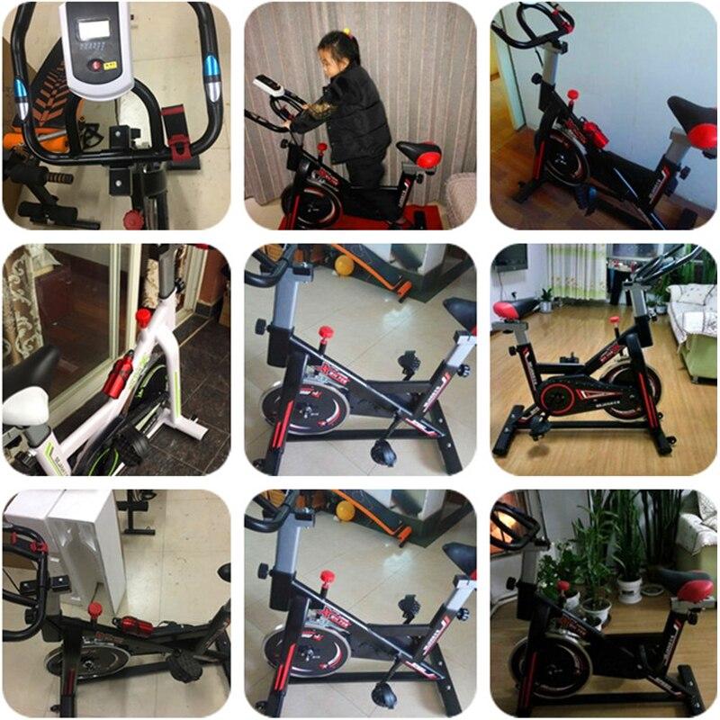 Vélo d'intérieur vélos 250kg charge exercice vélo haute qualité stationnaire vélo maison Fitness vélo perte de poids vélo de rotation - 6