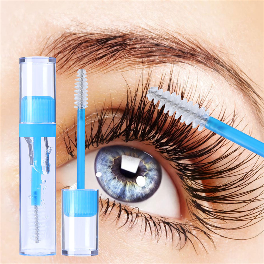LAIKOU Eyelash Growth Enhancer Natural Medicine Treatments Lash Eye Lashes Serum Mascara Eyelash Serum Lengthening Eyebrow Growt