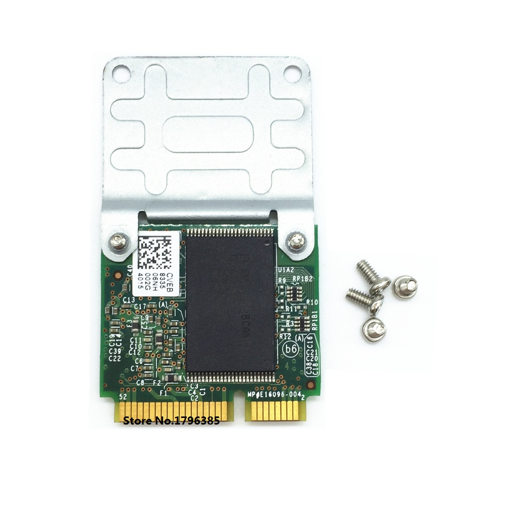 SSEA For Intel 2G Turbo Memory Module NAND Flash For IBM T61 T400 W500 W700 X300 R500 X200 Mini Pci-e Card With Bracket