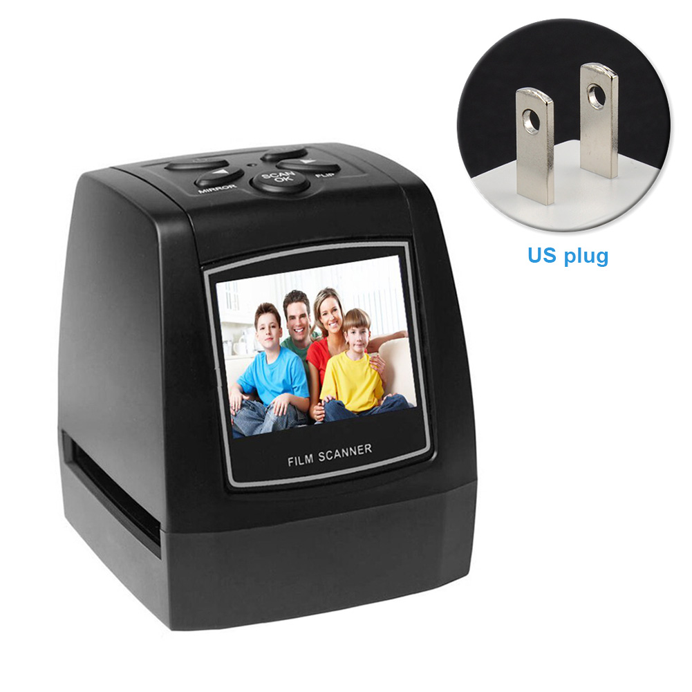 Lantern Slide Portable Quick Home Office Film Scanner Mini Converter High Resolution LCD Display Easy Operate JPEG ProfessionalLantern Slide Portable Quick Home Office Film Scanner Mini Converter High Resolution LCD Display Easy Operate JPEG Professional