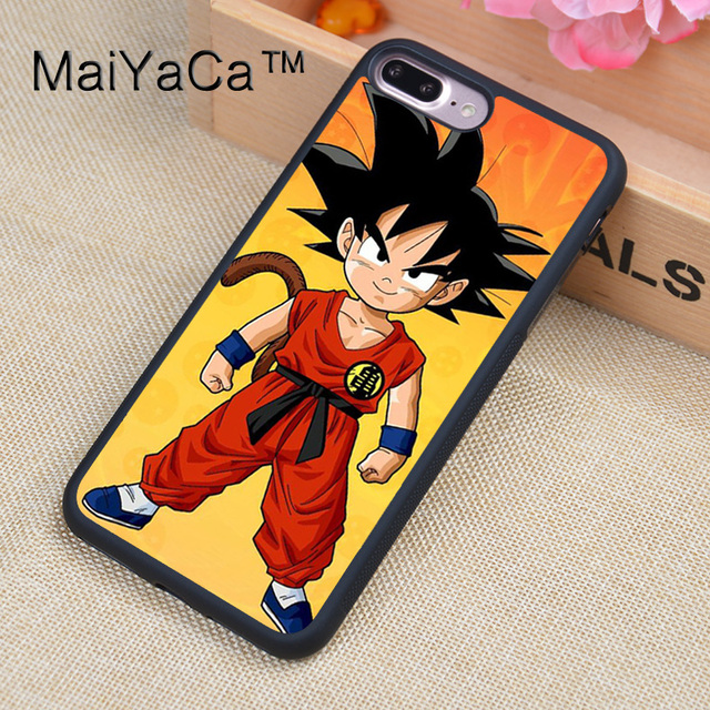 coque iphone 8 plus goku