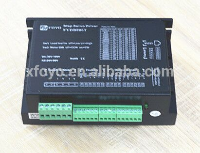 FYDB806T Digital closed loop stepper driver (two-phase)FYDB806T Digital closed loop stepper driver (two-phase)
