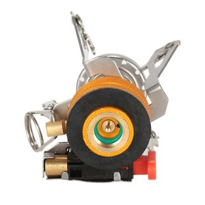 TOMSHOO Outdoor Gas Stove Burner Camping Stove Folding Stove Burners with Electric-spark Ignition Button Butane Propane Canister