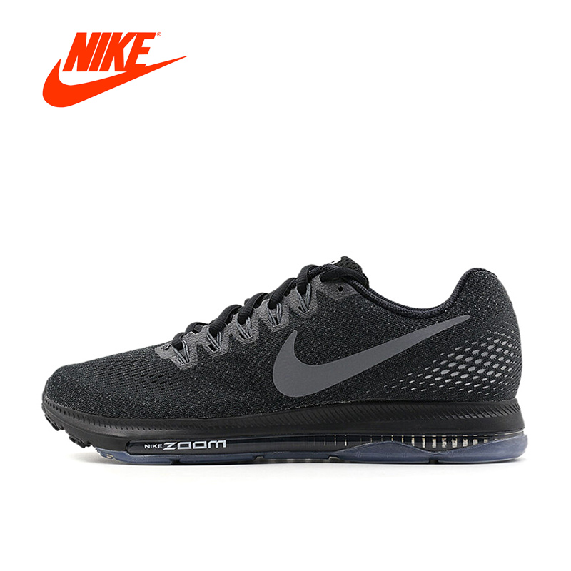 Original New Arrival Authentic Nike ZOOM ALL OUT Breathable Men's Running Shoes Sports Sneakers Comfortable Fast authentic nike men s summer training running sports pants fast dry shorts
