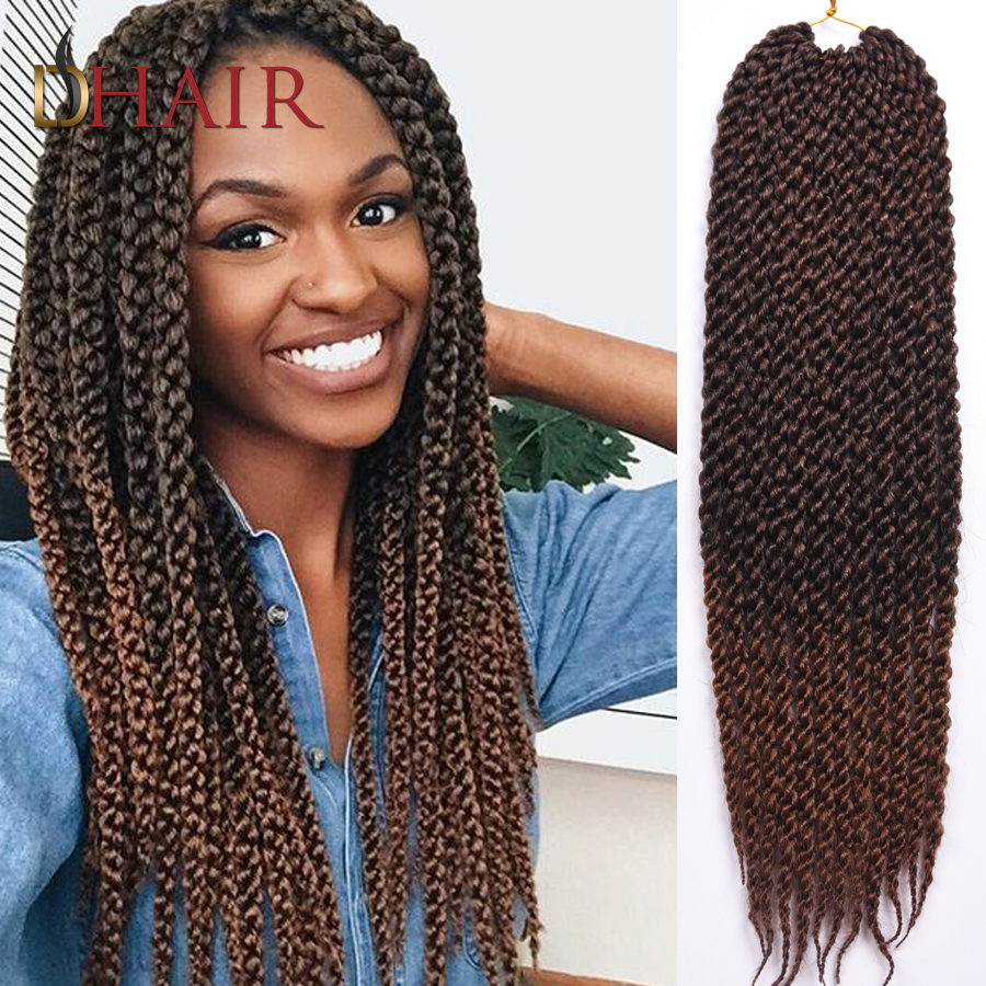 Crochet Box Braids Ombre : ... Ombre Braiding Crochet Hair Senegalese Twist Box Braids Hair Havana